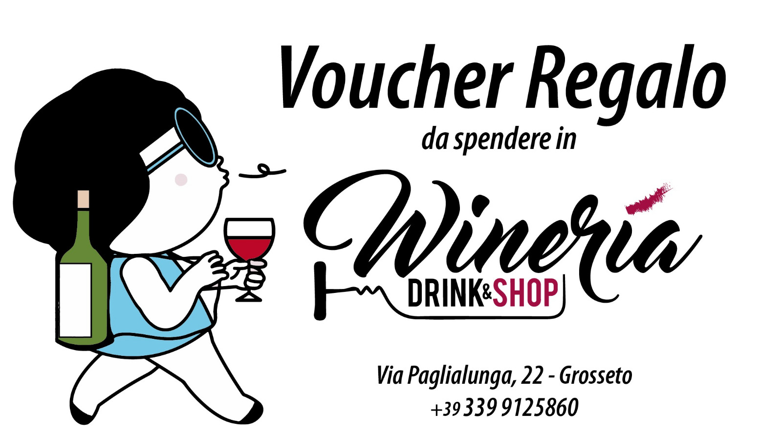 Vaucher regalo Wineria